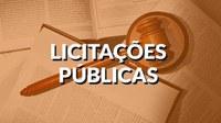 Licitações e contratos 2021