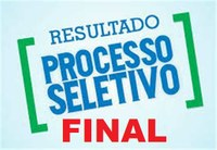 Resultado FINAL do Processo Seletivo Cargo de Analista de Controle Interno - Edital 01/2020 Cargo de Auxiliar de Serviços Gerais - Edital 02/2020