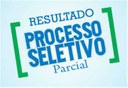Resultado Parcial do Processo Seletivo 01 e 02 de 2020